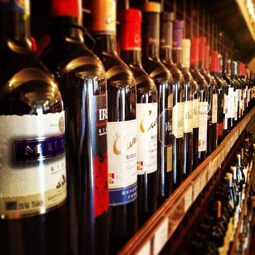 jamón ibérico de bellota vinos