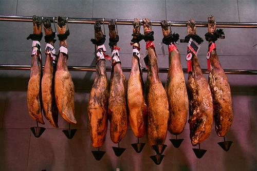diferencias entre paletilla y jamón ibérico