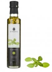 Aceite de oliva virgen extra albahaca La Chinata