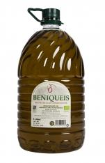 Aceite de oliva virgen extra Beniqueis ecológico Ribes-Oli