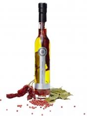 Aceite de oliva virgen extra guindilla, laurel y pimientas La Chinata