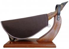 Cubre jamón marrón Jamonprivé