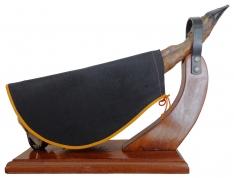 Cubre jamón negro Jamonprivé