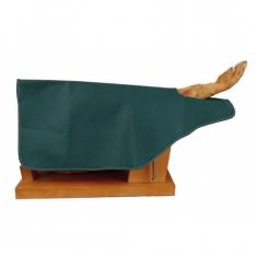 Cubre jamón Steelblade color verde