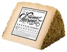 Cuña de queso de oveja al romero grande Gómez Moreno