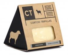 Cuña de queso Manchego Semicurado CT