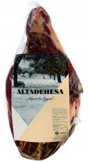 Jamón 100% Ibérico puro de bellota deshuesado Altadehesa