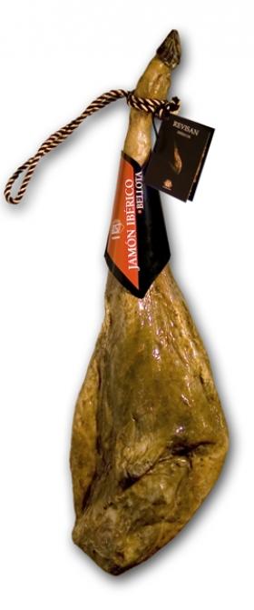 Jamón ibérico de bellota certificado Revisan Ibéricos entero