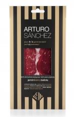 Jamón ibérico puro de bellota 100% gran reserva Arturo Sánchez cortado a mano