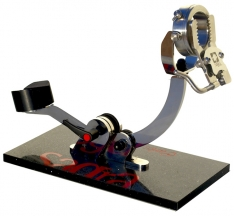 Jamonero Evolution giratorio mandibular 2 cm base Sagra