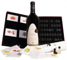 Jeroboam (3 L) y Aromas del vino