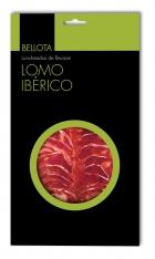 Lomo ibérico de bellota Revisan Ibéricos loncheado