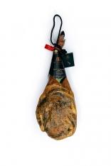 Paleta de bellota ibérica 50% raza ibérica Revisan Ibéricos entera
