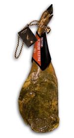 Paleta ibérica de bellota certificada Revisan Ibéricos entera