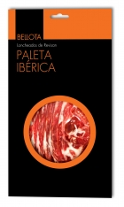 Paleta ibérica de bellota Revisan Ibéricos loncheada