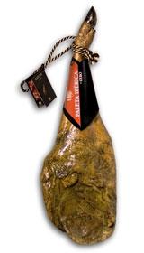 Paleta ibérica de cebo certificada Revisan Ibéricos entera
