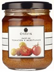 Paté de tomates y aceitunas La Chinata