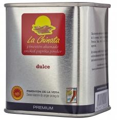 Pimentón ahumado dulce premium La Chinata