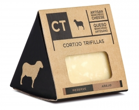 Cuña de queso Manchego Reserva CT