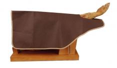 Cubre jamón Steelblade color marrón