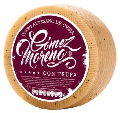 Queso de oveja con trufa grande Gómez Moreno