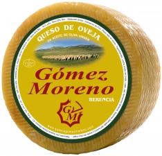 Queso en aceite de oliva mediano Gómez Moreno