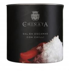 Sal Marina en escamas chilli La Chinata