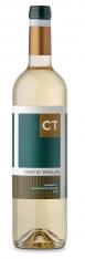 Vino blanco Verdejo y Sauvignon Blanc CT, 2013 D.O Castilla
