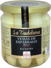 Yemas de espárrago blanco D.O Navarra La Tudelana